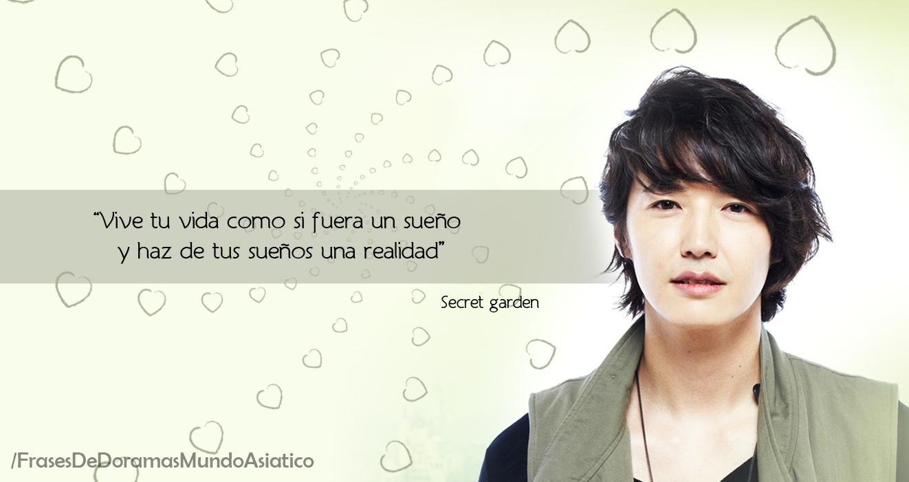 Julio 2013 neul byeol for Jardin secreto novela coreana